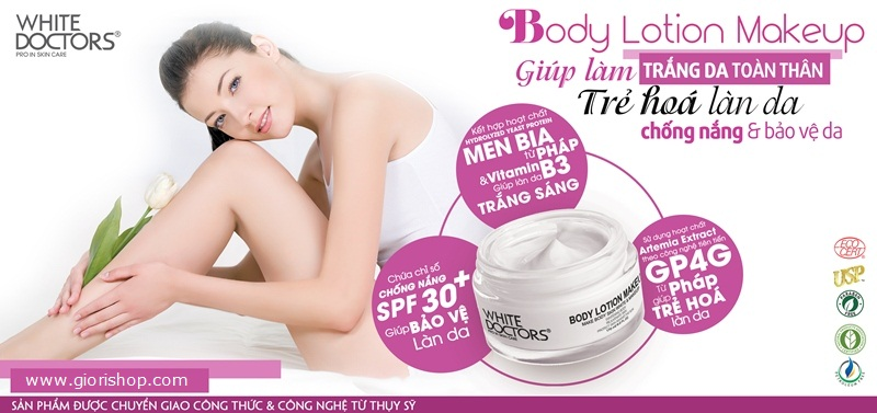 kem duung da toan than white doctors body_lotion_makeup