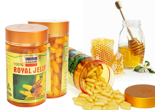 Royal Jelly 1450mg