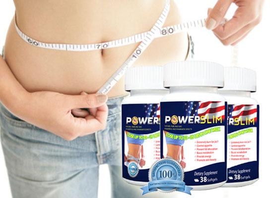 Thuốc giảm cân Power Slim 38 viên của Mỹ