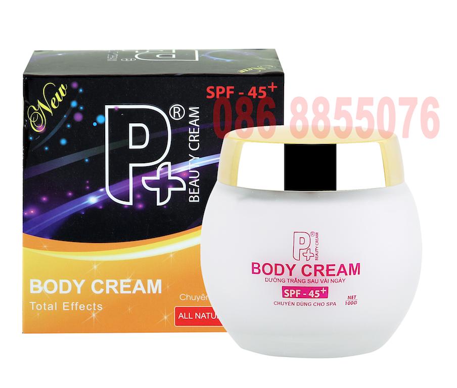 kem P+ body beauty cream